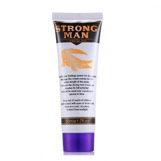 Strong man XXL Big dick penis enlargement cream Cream male penis extender erection enhancer increase penis growth Oil