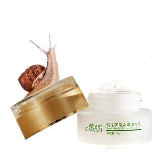 2 pcs/lot CAICUI Snail Cream Day Face Cream Acne Treatment Moisturizing Anti Wrinkles Anti Aging skin whitening Facial Skin Care