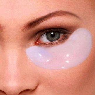 5pcs Crystal Collagen Eye Mask Anti Aging Anti-puffiness Dark Circle Anti Wrinkle Moisture Eye Patches Face Care Eye Mask