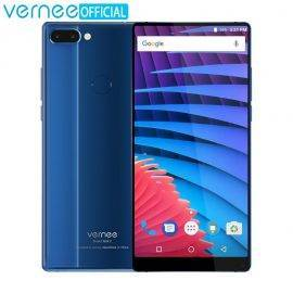 Vernee Mix 2 Smartphone 6GB RAM 64GB ROM 4200mAh 6.0″ 18:9 FHD Bezel-Less MTK6757CD 4G LTE Octa Core 13MP Dual Camera Telephones