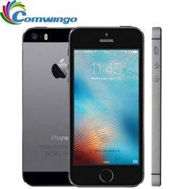 "Original Unlocked Apple iPhone 5S 16GB / 32GB ROM IOS Touch ID Fingerprint 4.0"" A7 IPS 4G LTE Mobile iphone5s A1533 / A1457"