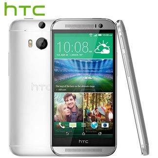 EU Version HTC One M8 Mobile Phone Quad Core 2GB RAM 16/32GB ROM 5.0 inch 1920x1080P 3 Camera 2600mAh Android Smart Phone