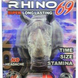 Rhino Extreme Sexual Male Performance Enhancement Pills