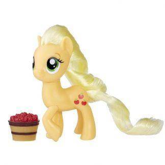 My Little Pony Toys Friendship is Magic Rainbow Dash Applejack Fluttershy Cheerilee PVC Action Figures Collectible Model Dolls