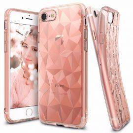 Ringke Air Prism Case for iPhone 7 / iPhone 8 3D Diamond Pattern Flexible Jewel-Like Textured Design for iPhone 8