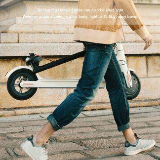 Xiaomi Mi Electronic Scooter 2 Wheels Foldable Smart Scooter Skate Board Hoverboard Adult 30km Battery Bike Kick Scooters Top