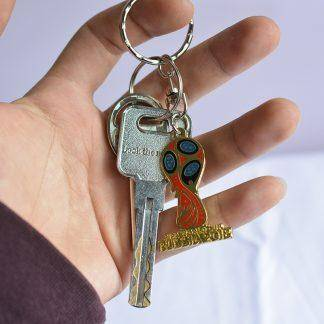 2018 World Cup key ring jewelry keychain pins handbags key Car accessories pendant and chain purse char for sports memorabilia