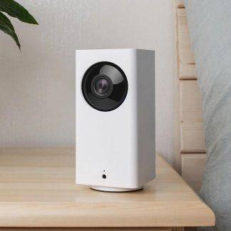 Xiaomi Mijia Dafang Smart Cameras 120 Degree FOV 8X Digital Zoom 1080P Wireless WiFi 1/2.7 inch CMOS Sensor