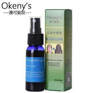 Okeny's brand yuda pilatory stop hair loss fast hair growth products for men and woman hair growth essence grow restoration 30ml