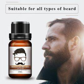 2pcs Hair Loss Product New Original Men Beard growth oil mustache grow serum stimulator 100% natural acceler eyebrow essence