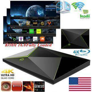 NVIDIA Shield Style M9S 2G/16G Smart Android 5.1 Quad Core KODI XBMC 4K