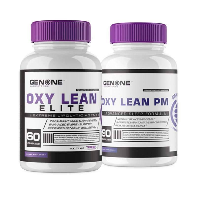 Oxy Lean Elite & Oxy Lean PM - Ultra Fat Burning Combo