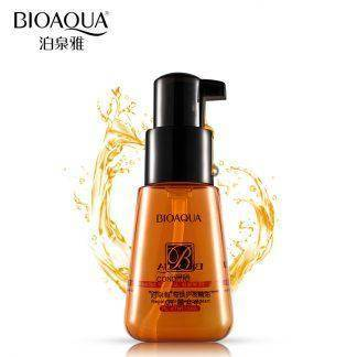 70ml BIOAQUA Moroccan Pure Argan Oil Hair Essential Oil For Frizzy Dry Hair Keratin Repair Hair Care Hair&Scalp Treatments Oil