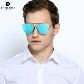 EE Fashion Mirrored Sunglasses Female Rimless Sunglasses Women Oversized Sun Glasses For Men Sunglass Oculos De Sol