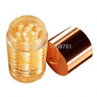 24K gold pearl face Skin Care Anti-aging whitening moisturizing Anti Wrinkle day face cream 30g