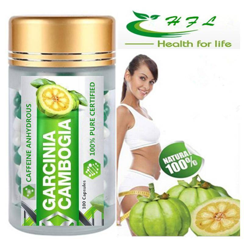 Organic Garcinia Cambogia Extract with Superior Absorption,Supports Weight Loss,Curbs Appetite, All Natural,Non-GMO, 100 count
