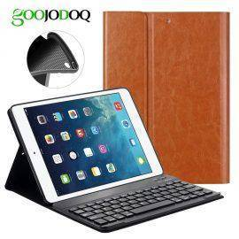 PU Leather Keyboard Case For iPad 9.7 2017 / iPad Air 2 1 Silicone Soft Cover Multiple Folio Stand for iPad 2017 2018 Case 9.7″