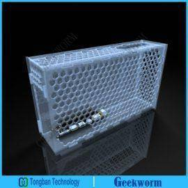 EXP GDC Honeycomb Case Storage Box Protective Shell For Laptop External Graphics Card