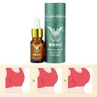 Beauty Women Breast Enlargement Essential Oil Big Bust Up Breast Enlarge Firming Enhancement Cream Chest Rhyme Essential Oils