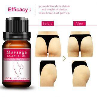 10 ml Hip Lift Op Buttock Enlargement Essential Oil Ass Liftting Up Best Big Ass Cream Butt Enlargement