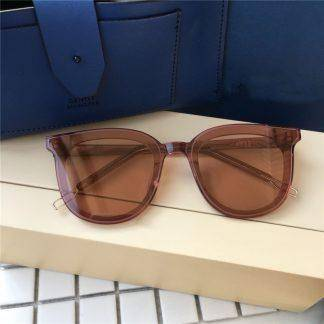 2018 Fashion Retro Big Frame Ma Mars Sunglasses Designer Lady Mirror Sun Glasses Vintage Female flat lens Glasses for Men Women