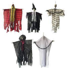 Halloween Hanging Pirate Witch Prisoner Reaper Ghost Haunted House Escape Horror Halloween Decorations