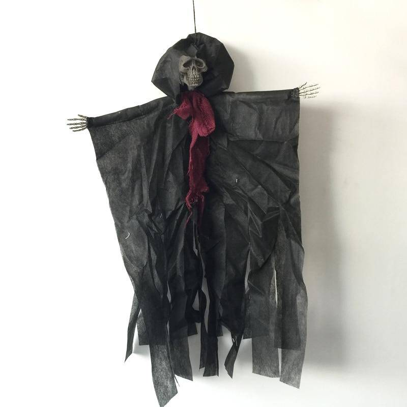 Halloween Hanging Pirate Witch Prisoner Reaper Ghost