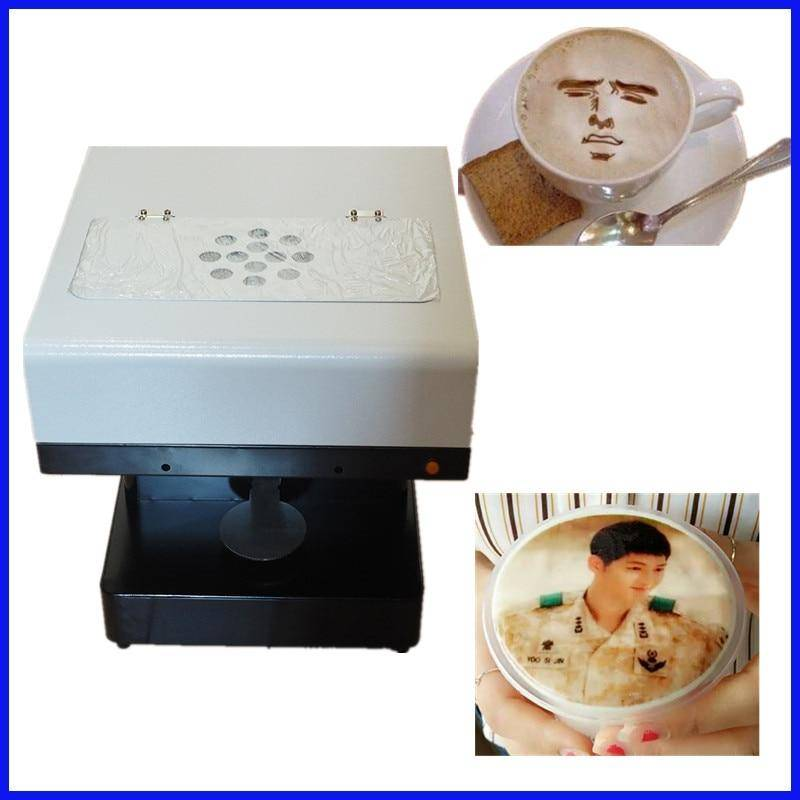 Factory direct sale digital coffee printer digital printer and food printer for coffee