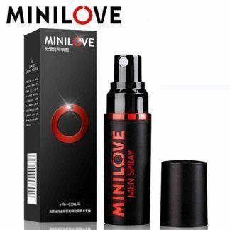 MINILOVE Viagra Poweful Sex Delay Products Better Than PEINEILI Male Sex Spray for Penis Men Prevent Premature Ejaculation
