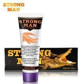 Strong man XXL Big dick penis enlargement cream male penis extender erection enhancer increase penis growth intimate sex product
