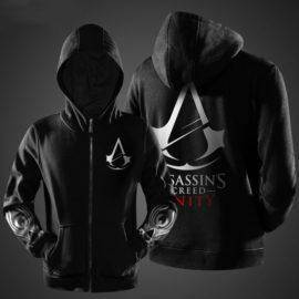 Assassins Creed Design Black Flag Rogue Unity Syndicate Assassin's Creed Hoodies for Unisex Hooded Sweatshirt