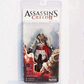 Assassins NECA Assassin's Creed II 2 EZIO PVC Action Figure Toy 18cm