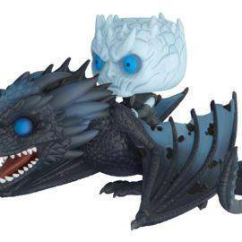Game of Thrones Nights King Viserion Dragon action figure toys collector