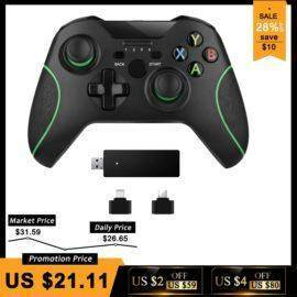 Wireless Controller For Xbox One Console For PC For Android smartphone Gamepad Joystick