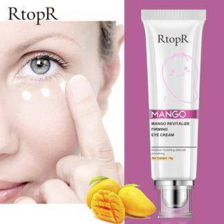 Mango Anti Winkles Eye Cream Skin Care Anti-Puffiness Dark Circle Anti-Aging Moisturizing Eyes Creams Firming Facial Eye Skin