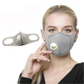 Coronavirus Dust Mask Activated Anti-Pollution Cycling Sport Bicycle MTB Bike Face Mask