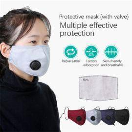 Corona Covid 19 10pcs High-end Mouth Mask Anti-dust Breathing Mask PM2.5