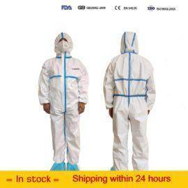 Covid 19 FDA CE Medical Protective clothing Disposable Personal disposable protective clothing