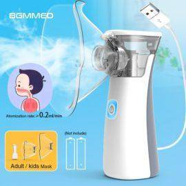 Covid 19 Portable Nebulizer Handheld Medical equipment Asthma portatil inhaler Atomizer