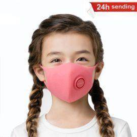 Covid 19 Anti Pollution Anti Fog Kid Mask filter pm2.5 Respirator Washable Reusable mask