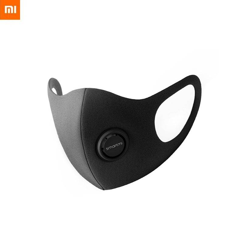 Covid 19 Xiaomi Mijia Smartmi Mask Light Breathing Anti-fog Double Layer Meltblown Masks In Stock