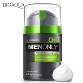 BIOAQUA Men Moisturizing Oil-control Face Cream Anti Wrinkle Anti Aging Whitening Day Cream Skin Care