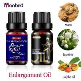 Manbird Herbal Extract Penis Enlargement Cream Lubricant Men Sex Delay 60 Minutes Big Dick Increase Growth Thickening Pills Lube