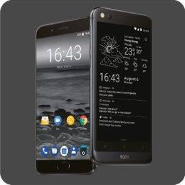 Stock Original Yota 3 Yotaphone 3 Dual Screen Smart Phone Snapdragon 625 4GB RAM 128GB ROM Android 5.5″ 1920X1080 Fingerprint